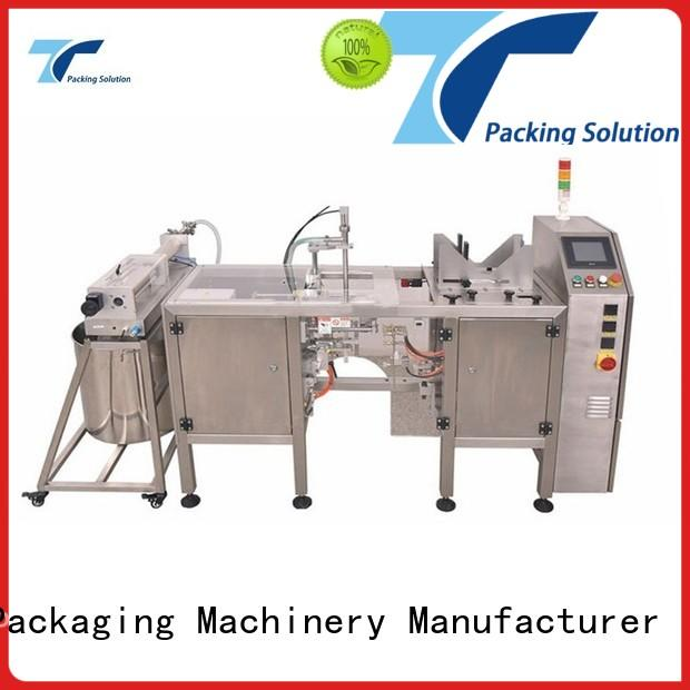 TOP Y Packaging Machinery Manufacturer stable automated packaging line design for commercial