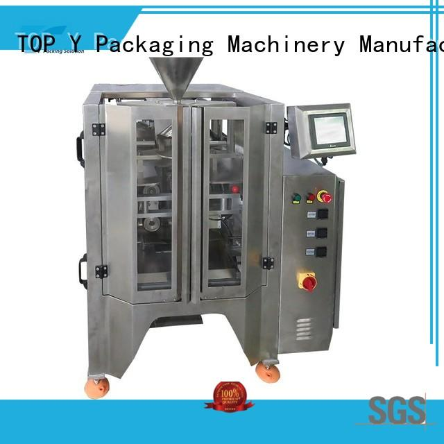 TOP Y Packaging Machinery Manufacturer form form fill seal machine factory for bag outfeed