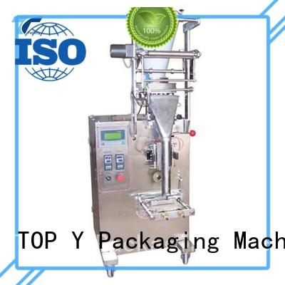 TOP Y Packaging Machinery Manufacturer practical vffs packing machine manufacturer for industry