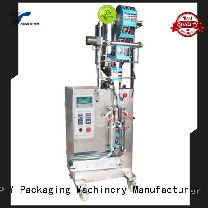 TOP Y Packaging Machinery Manufacturer hot selling vertical packaging machine customized for powder
