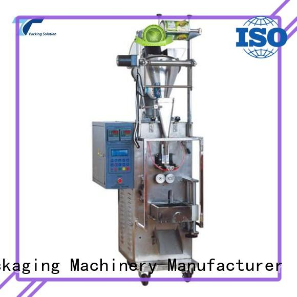TOP Y Packaging Machinery Manufacturer practical form fill seal machine directly sale for industry