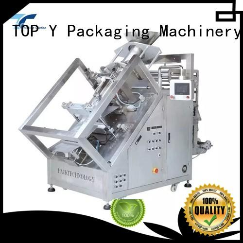TOP Y Packaging Machinery Manufacturer Brand low cost factory price vertical form fill seal packaging machines professional supplier