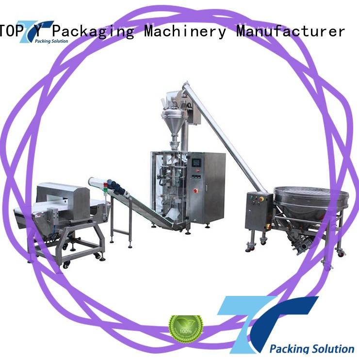TOP Y Packaging Machinery Manufacturer practical packaging line design design for commercial