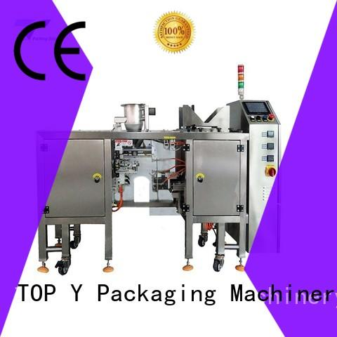 automatic horizontal pouch packing machine bags from China for bag making