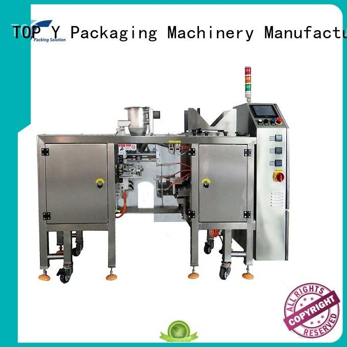 Wholesale factory price top selling pouch packing machine manufacturer TOP Y Packaging Machinery Manufacturer Brand