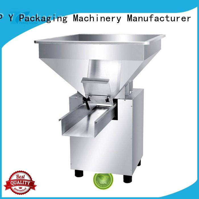sturdy auxiliary form fill seal packaging machine vibratory personalized for bag outfeed
