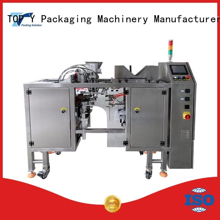 hot selling liquid pouch packing machine bags customized for bag sealing
