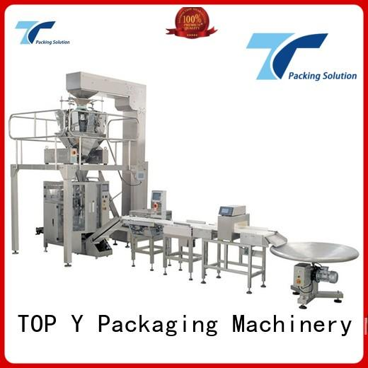 line efficient hot sale professional TOP Y Packaging Machinery Manufacturer Brand horizontal packaging machine supplier