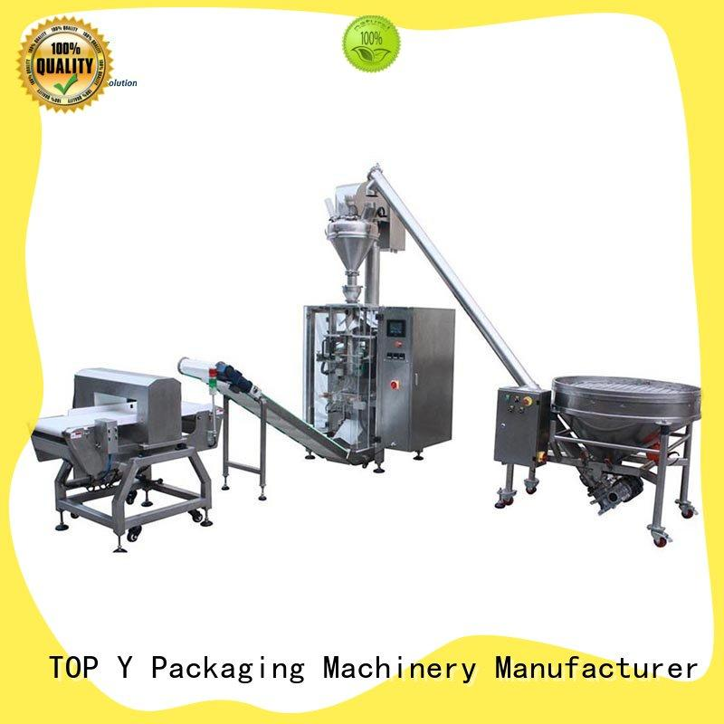 TOP Y Packaging Machinery Manufacturer stable packaging line design factory for industry