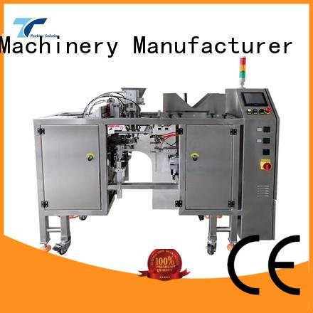 TOP Y Packaging Machinery Manufacturer filling stand up pouch filling and sealing machine series for bag making