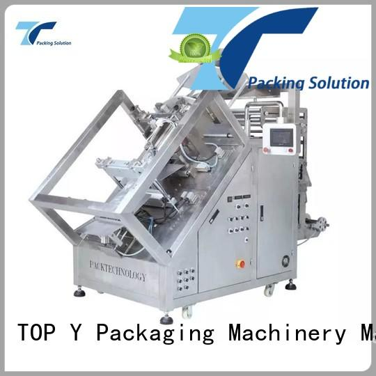 vertical vffs packing machine machine factory for bag sealing
