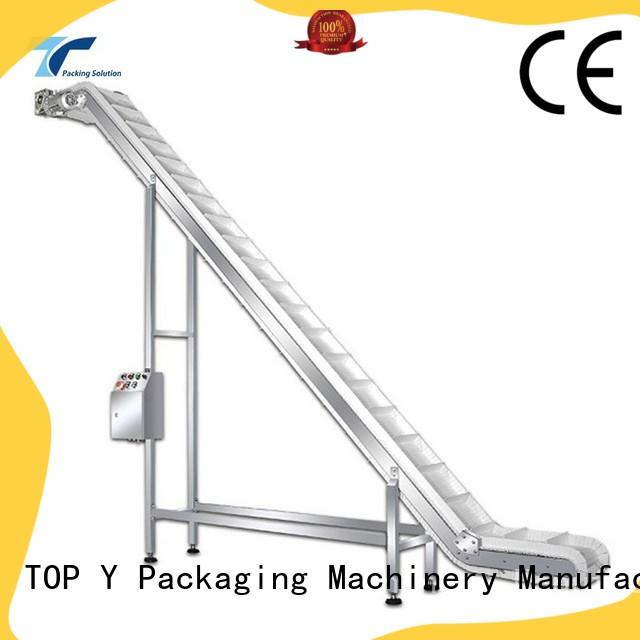 acclivitous auxiliary vffs machine manufacturer feeder supplier for bag filling