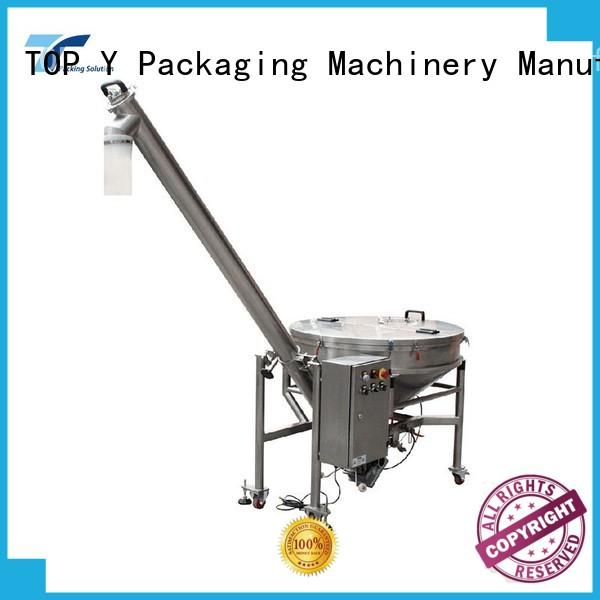 TOP Y Packaging Machinery Manufacturer yvf1 auxiliary form fill seal packaging machine personalized for bag filling