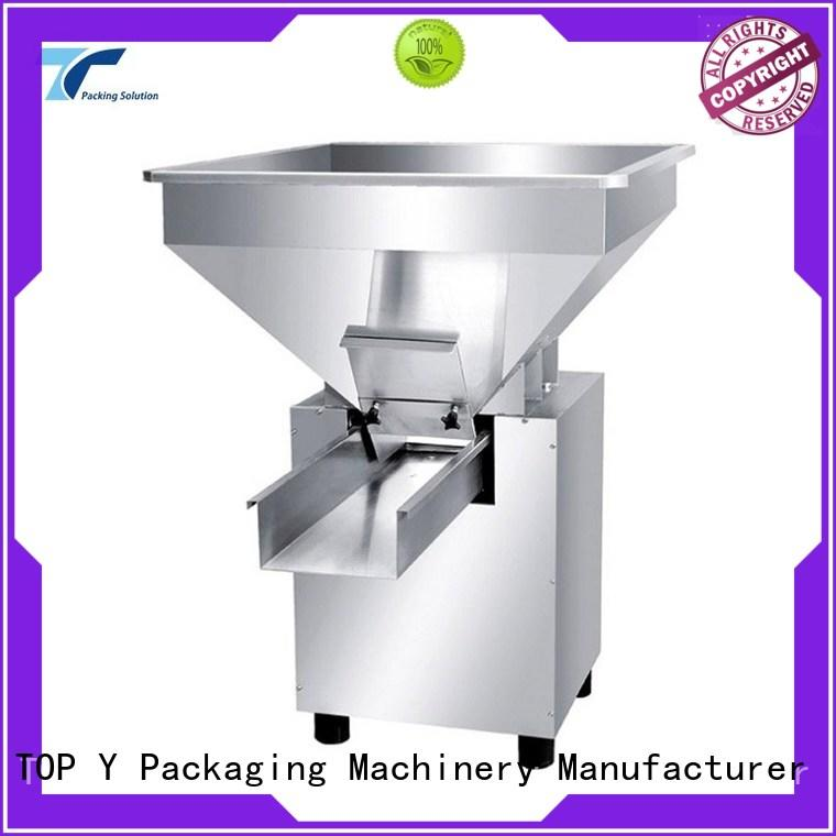 TOP Y Packaging Machinery Manufacturer vibratory vffs machine price factory price for bag making