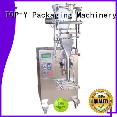 TOP Y Packaging Machinery Manufacturer Brand new sachet automatic packing machine packing factory