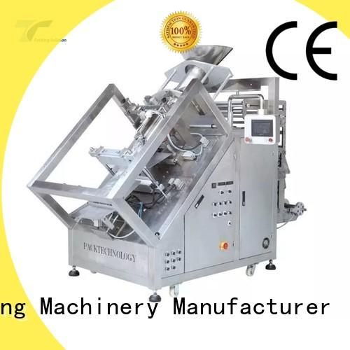 reliable packaging automation equipment bagging design for bag filling