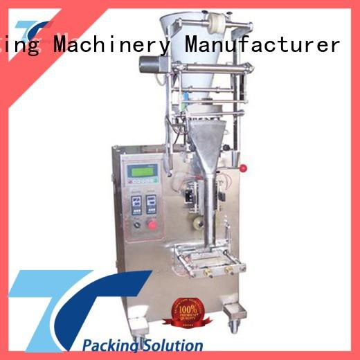 automatic form fill and seal machine packing manufacturer for powder