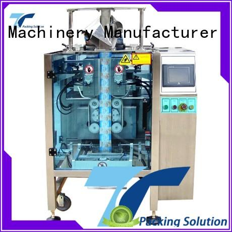 professional efficient TOP Y Packaging Machinery Manufacturer Brand vertical form fill seal packaging machines