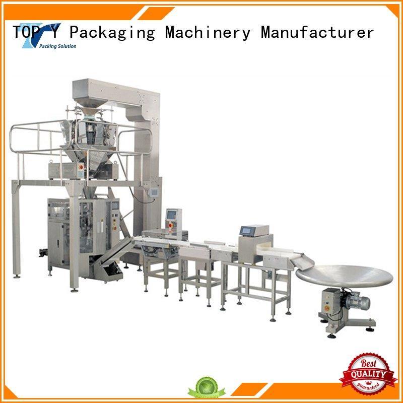 professional packaging powder horizontal packaging machine granule TOP Y Packaging Machinery Manufacturer Brand