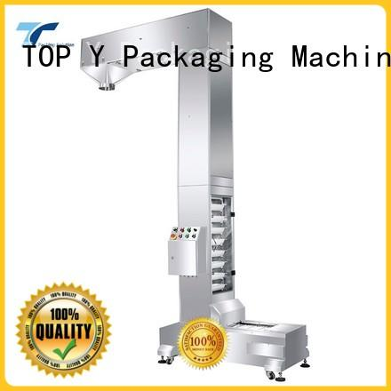 TOP Y Packaging Machinery Manufacturer top form fill and seal machine for sale supplier for bag sealing