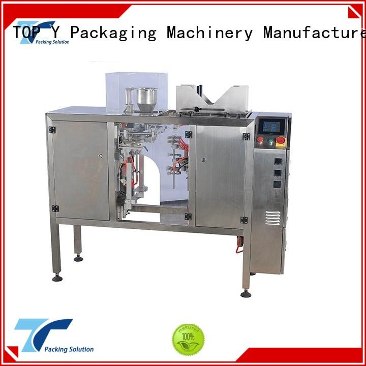 factory price Top Y filling OEM pouch packing machine manufacturer TOP Y Packaging Machinery Manufacturer