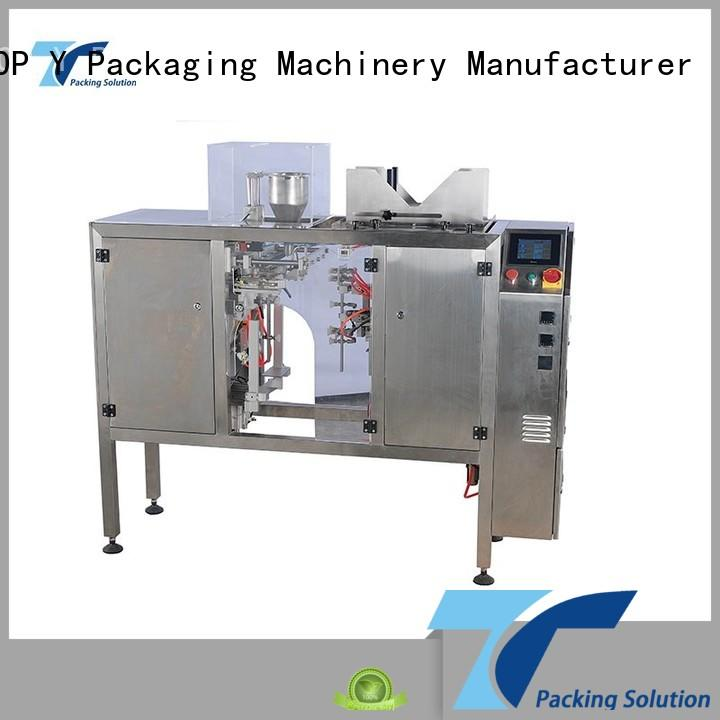 hot selling stand up pouch packing machine stand series for bag outfeed