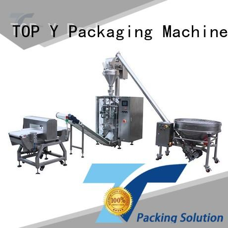 TOP Y Packaging Machinery Manufacturer packaging horizontal packaging machine design for industry