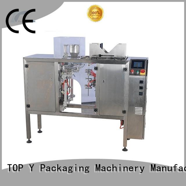 pouch packaging line manufacturer series for bag filling TOP Y Packaging Machinery Manufacturer