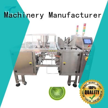 TOP Y Packaging Machinery Manufacturer automatic auto pouch packing machine filling for bag making