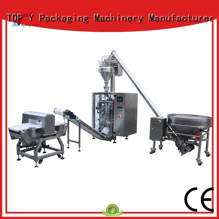 TOP Y Packaging Machinery Manufacturer reliable packaging line design inquire now for factory