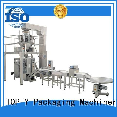 TOP Y Packaging Machinery Manufacturer solutions fully automatic packing machine design for industry