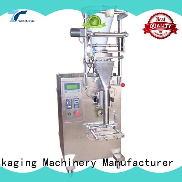 automatic vffs packaging machine sachet customized for factory