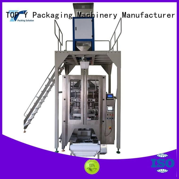 seal yvp top dxd50k automatic packing machine TOP Y Packaging Machinery Manufacturer