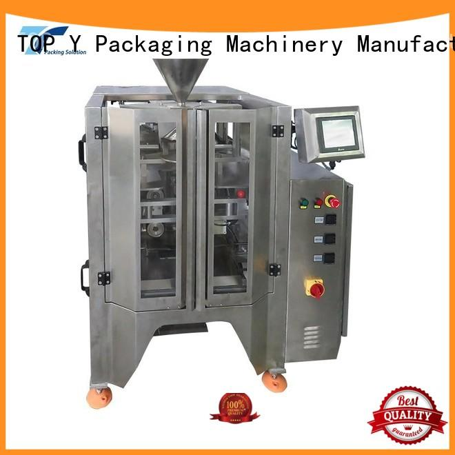 TOP Y Packaging Machinery Manufacturer quad filling and sealing machine inquire now for bag sealing
