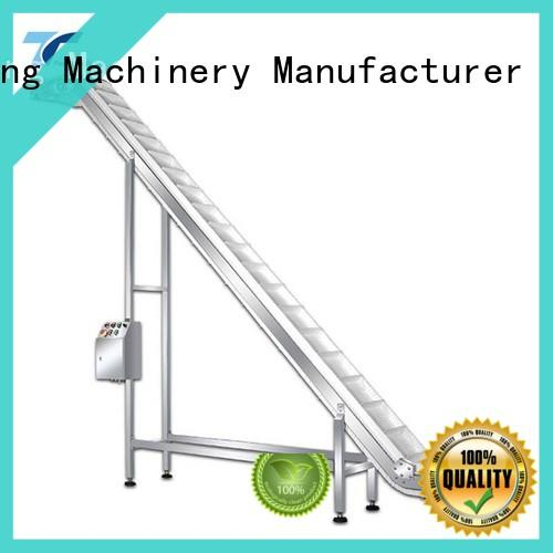 TOP Y Packaging Machinery Manufacturer top form fill seal packaging machine auxiliary factory price for bag outfeed