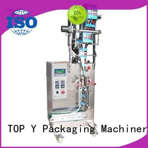 TOP Y Packaging Machinery Manufacturer quality vffs machine series for industry