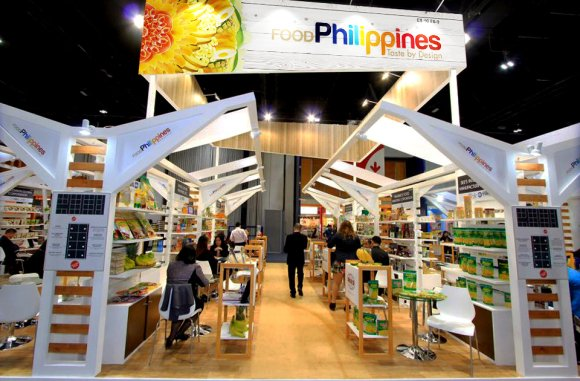 TOP Y filling and packaging machines exhibition in Philippines