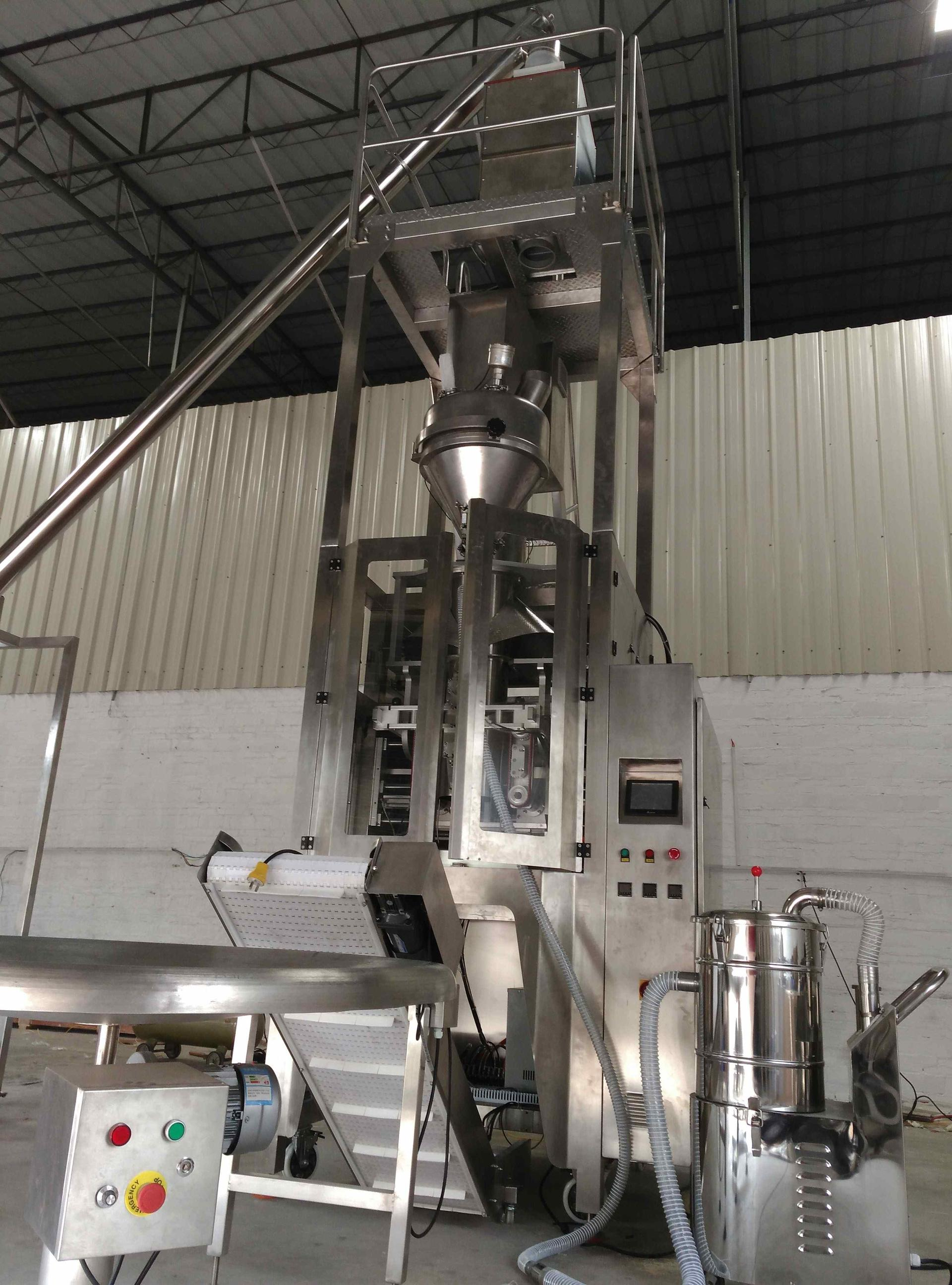 Integrated Packaging Systems for Tea Packing Machines