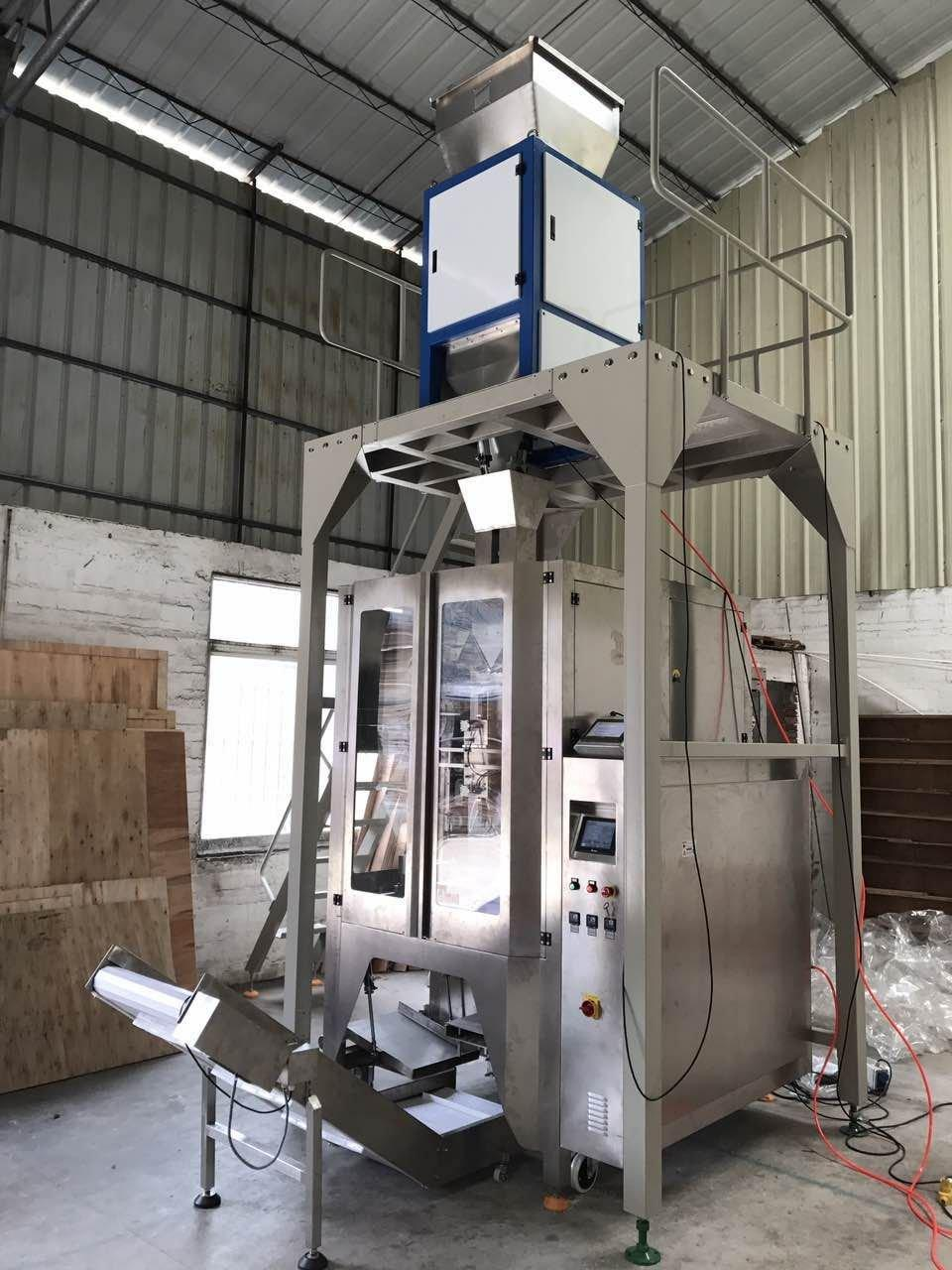 Vertical Filling and Sealing Packaging Machine