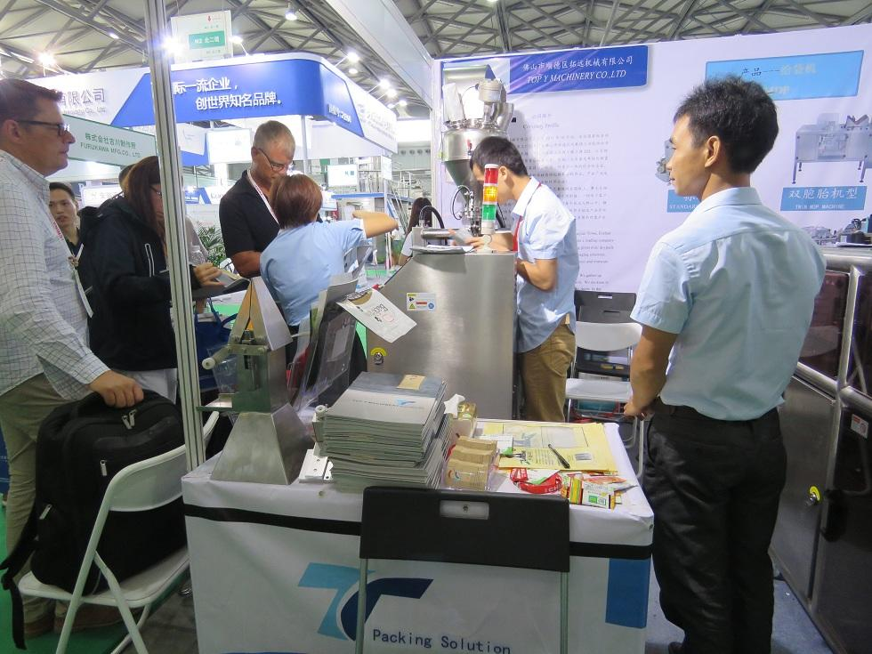 Propack China for Food In Line Packaging Equipment Systems