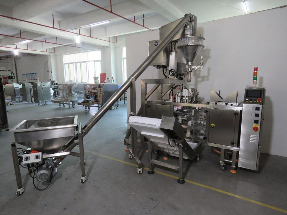 Low Cost Price Coffee Milk Powder Automatic Pouch Packing Machine