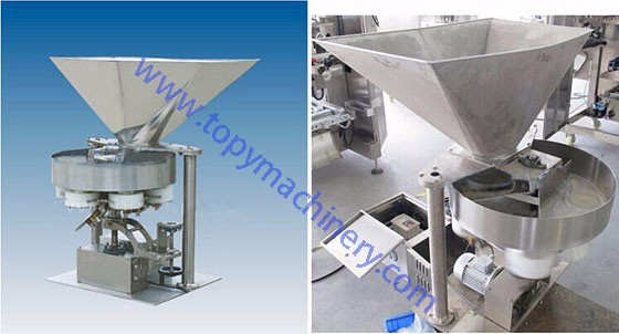 Hot-sale vertical form fill seal packing machine for spices powder with cup filler