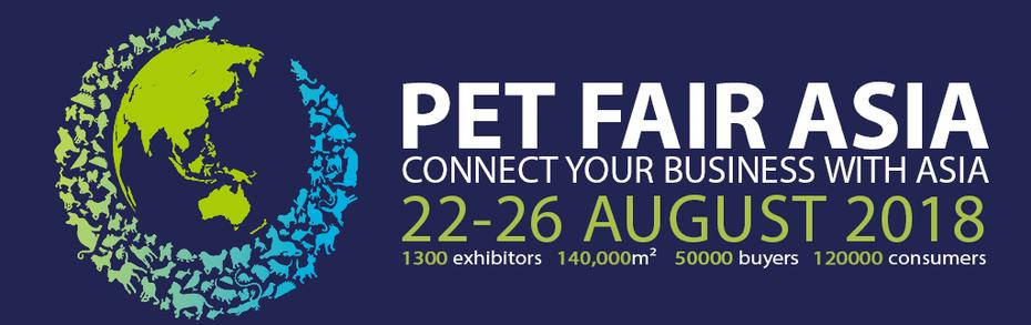 Pet Fair Asia 2018