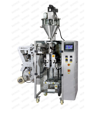 VFFS packaging machine for 3 side bag sealing