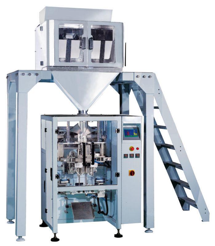 linear weigher+VFFS packaging bagging machine