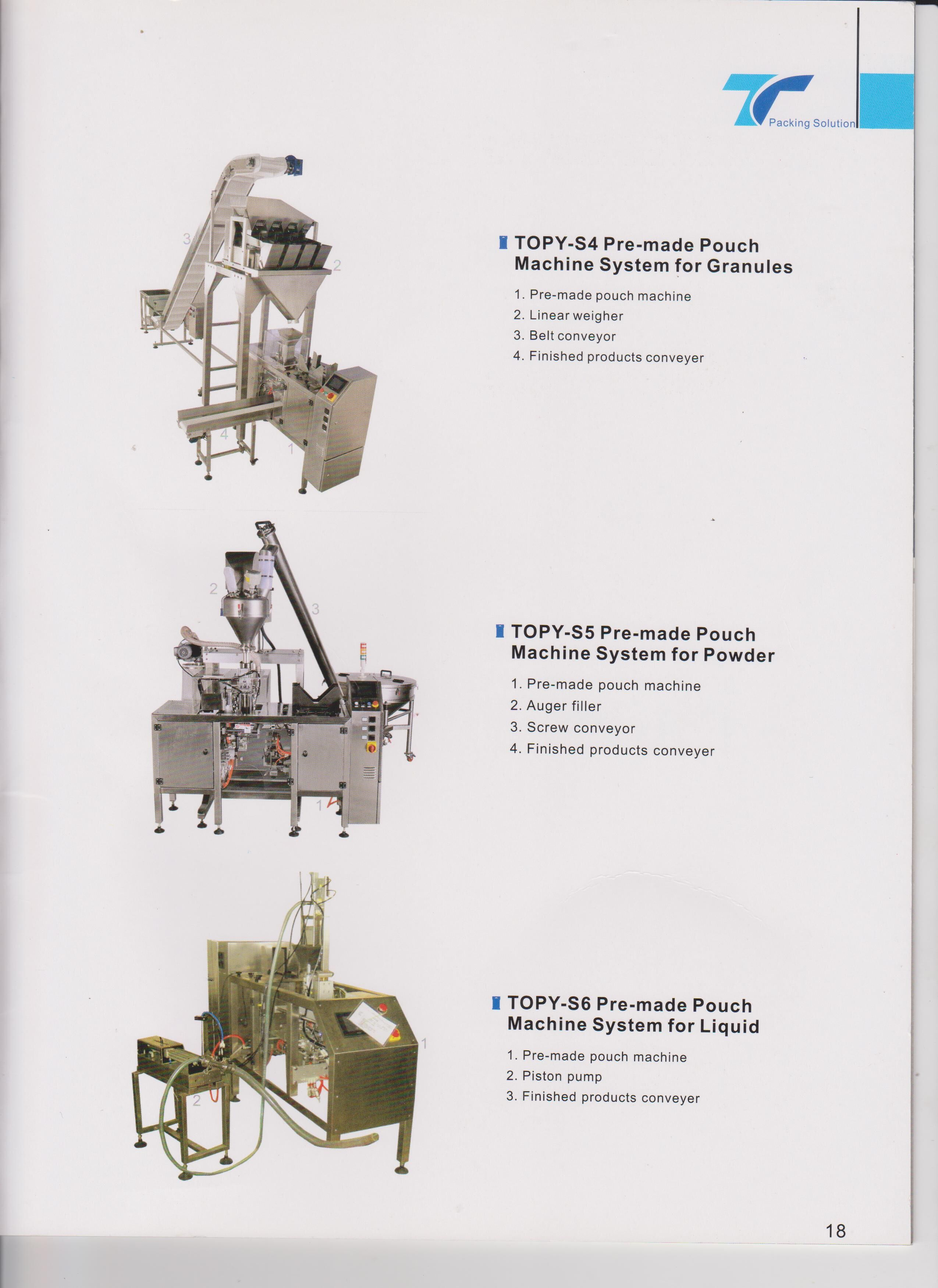 TOP Y Packaging Machinery Manufacturer Array image5