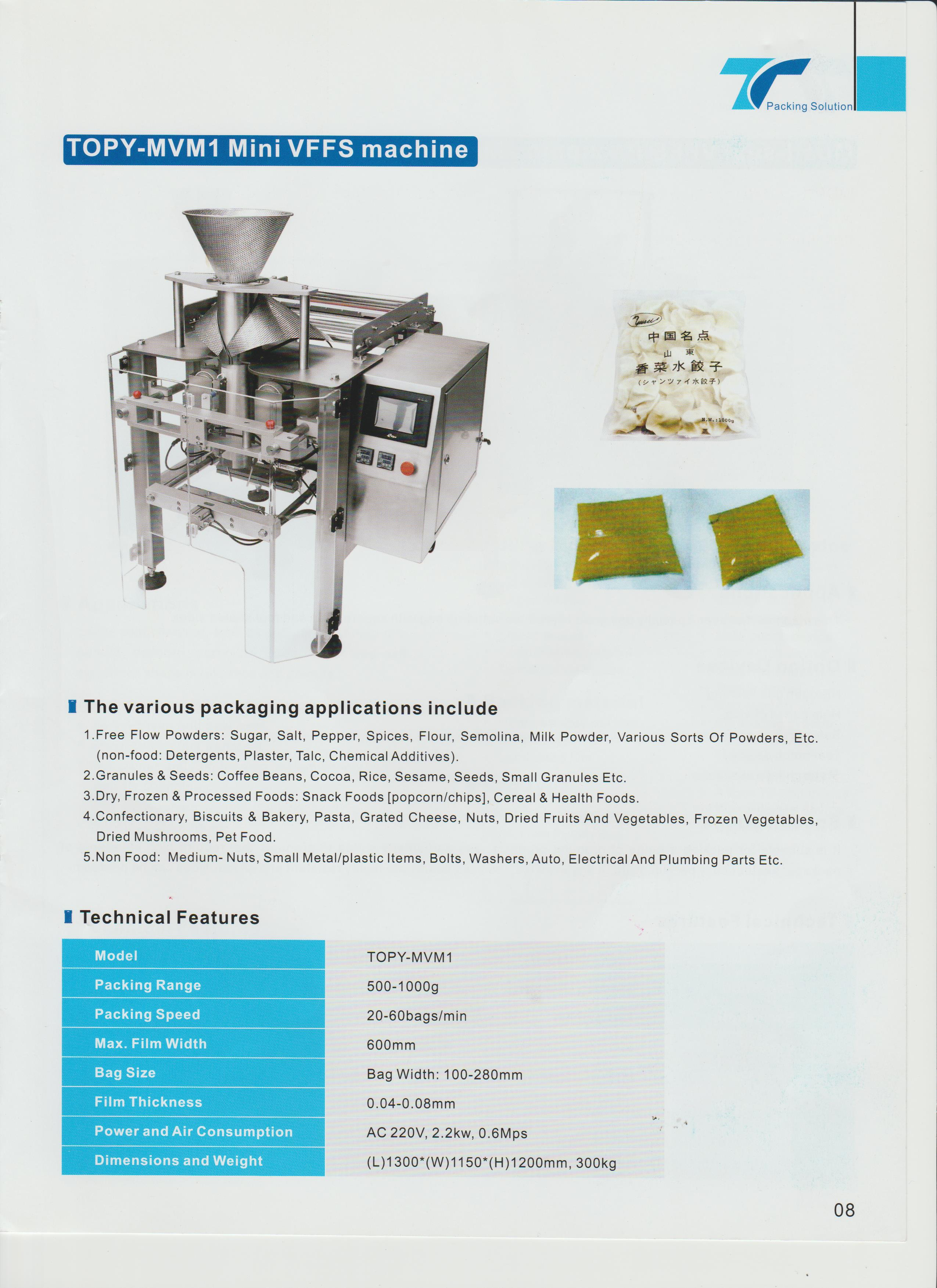 TOP Y Packaging Machinery Manufacturer Array image57