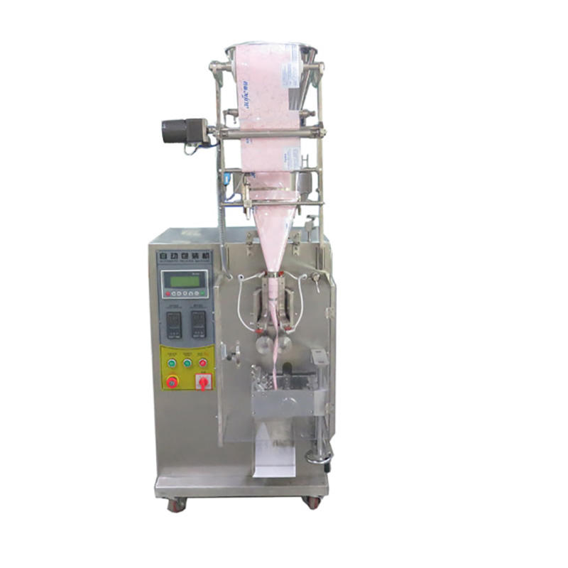 3-side sealing bag sugar coffee packing machine