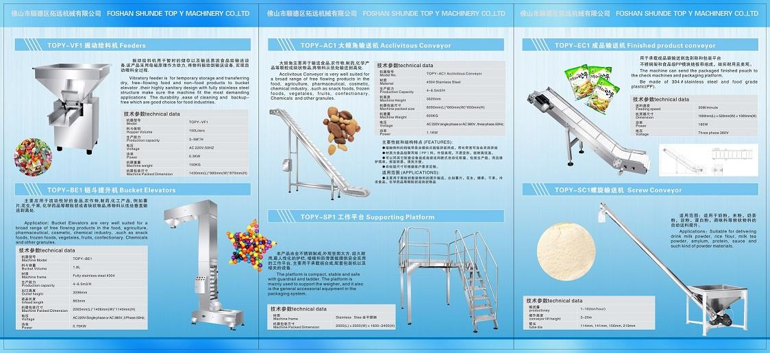 bucket elevator belt conveyor manufacture