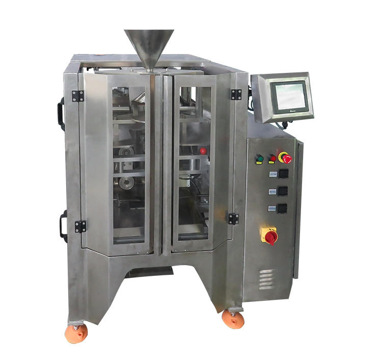 VFFS Packaging Machine with Packing Speed 110bags a minute